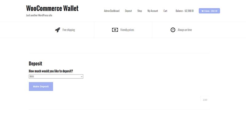 плагин woocommerce wallet