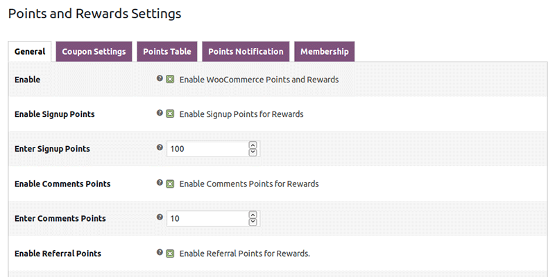 плагин WooCommerce Ultimate Points and Rewards