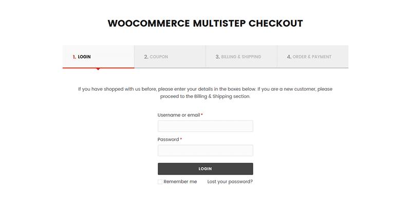 Плагин ARG Multistep Checkout for WooCommerce