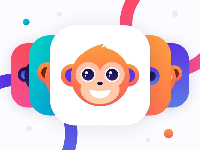 Иконка для приложенияMonkey.Cool