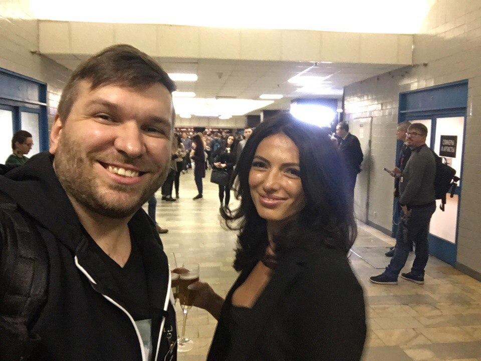 Алексей Исаенко и Мармат на #амоконф